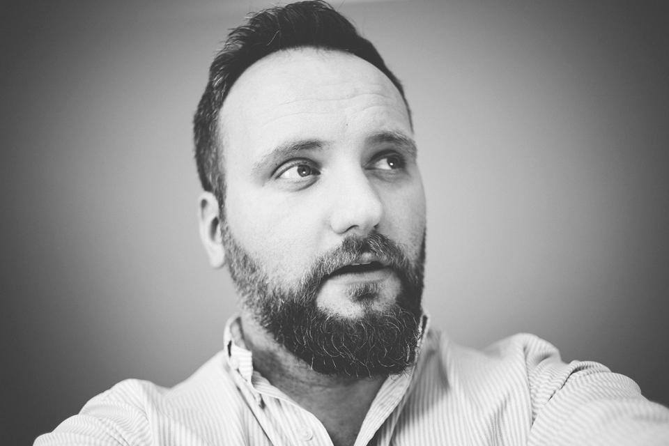 Marko Zlousic Portrait